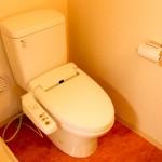 浴室とトイレはサニタリールームのような仕上がりに。