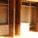 収納スペースは部屋の各所に配置されています。(内装)