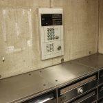 オートロック完備でセキュリティ面も考慮されております。