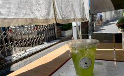 この夏はスパークリング緑茶で涼まない?日本茶スタンド「TEN」
