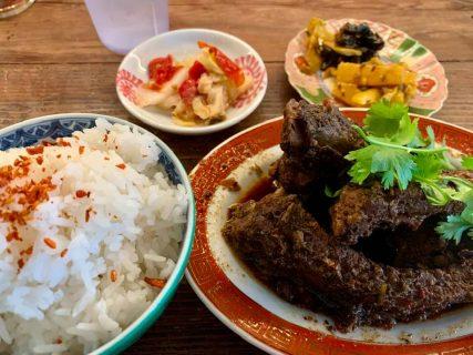 「タコムマサラダイナー」緊急事態宣言でランチ営業、本格派スパイス料理を堪能