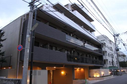 アパートメント北沢 外観写真