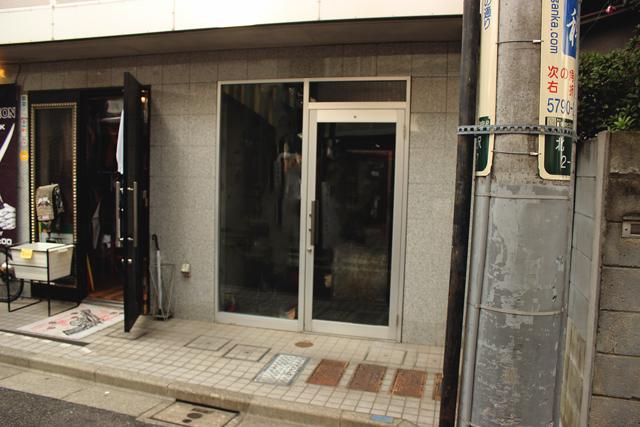 おすすめの店舗情報 下北沢の1階路面店