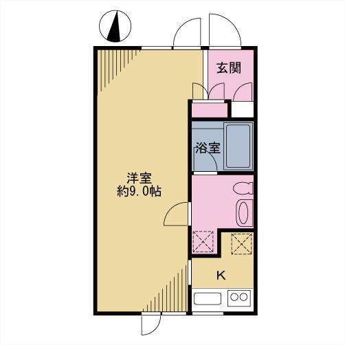 下北沢駅徒歩10分以内バストイレ別9~10万即入居