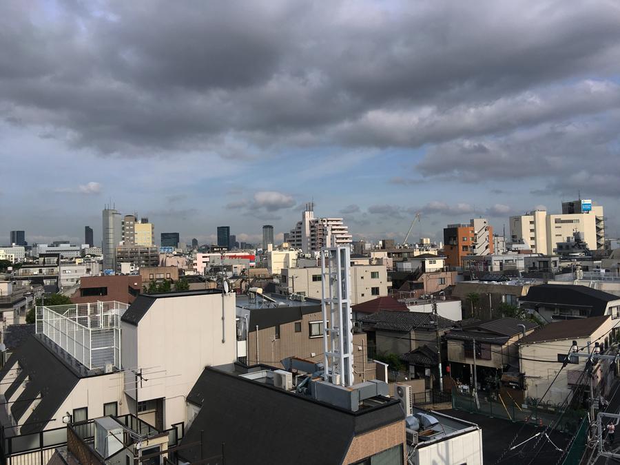 関東甲信地方は梅雨入りだとか、と安田記念