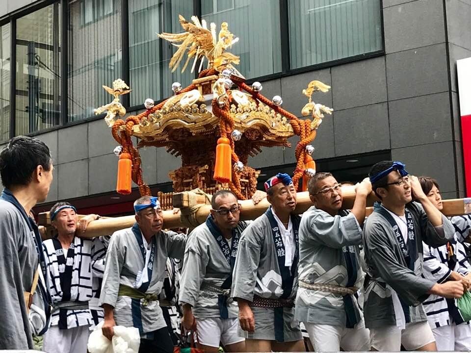 「北澤八幡秋まつり」神輿渡御の中止が決定
