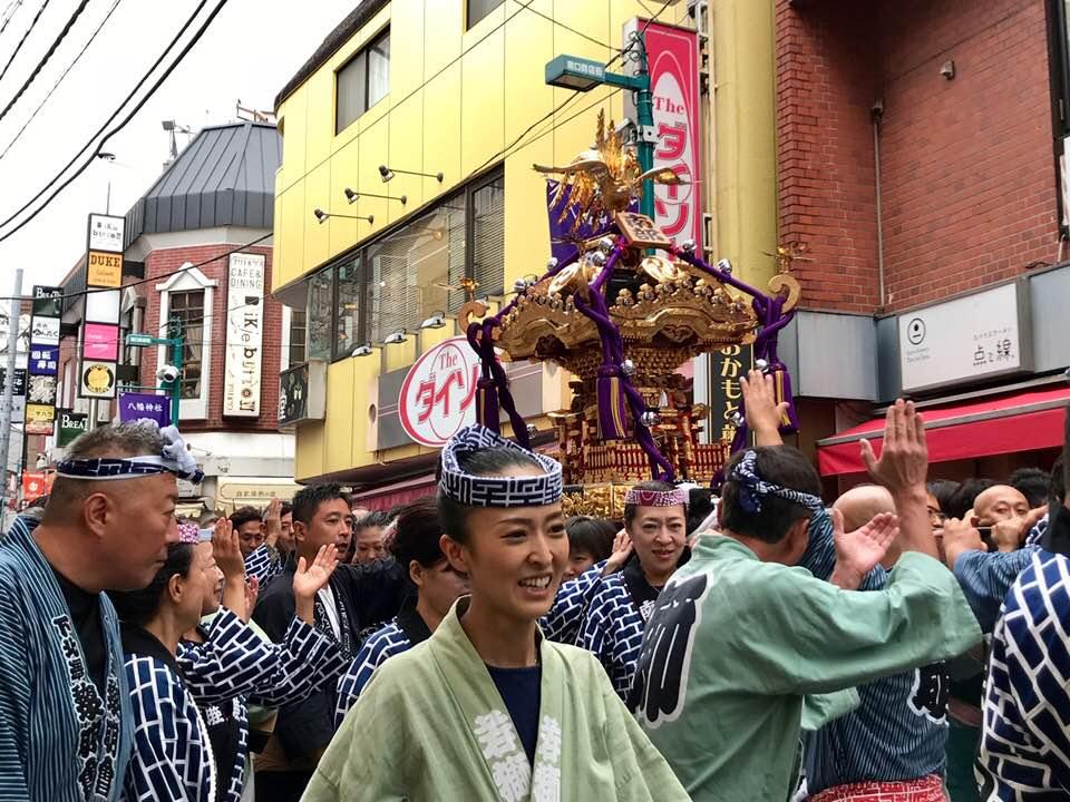 北澤八幡神社の例大祭、明日から開催