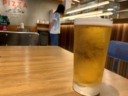 焼きたてピザには生ビール!「THE PIZZA TOKYO」で夕涼み