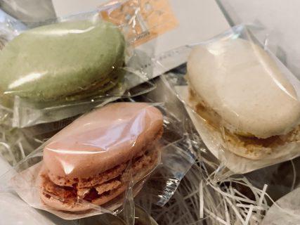 大家さんからラ・ヴィ・ドゥースの甘い焼き菓子を頂きました♡