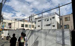 東宝が下北沢に7階建てビルを建設、どうなる補助54号線