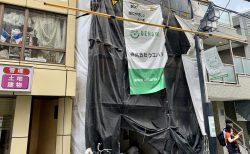 一番街に新しい風、続々と新築物件を建設中