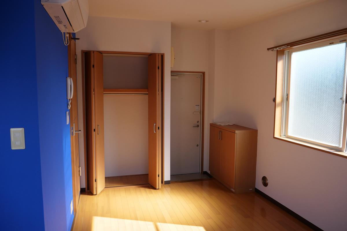 ハイムヤマネ301号室の内装が完了しました☆