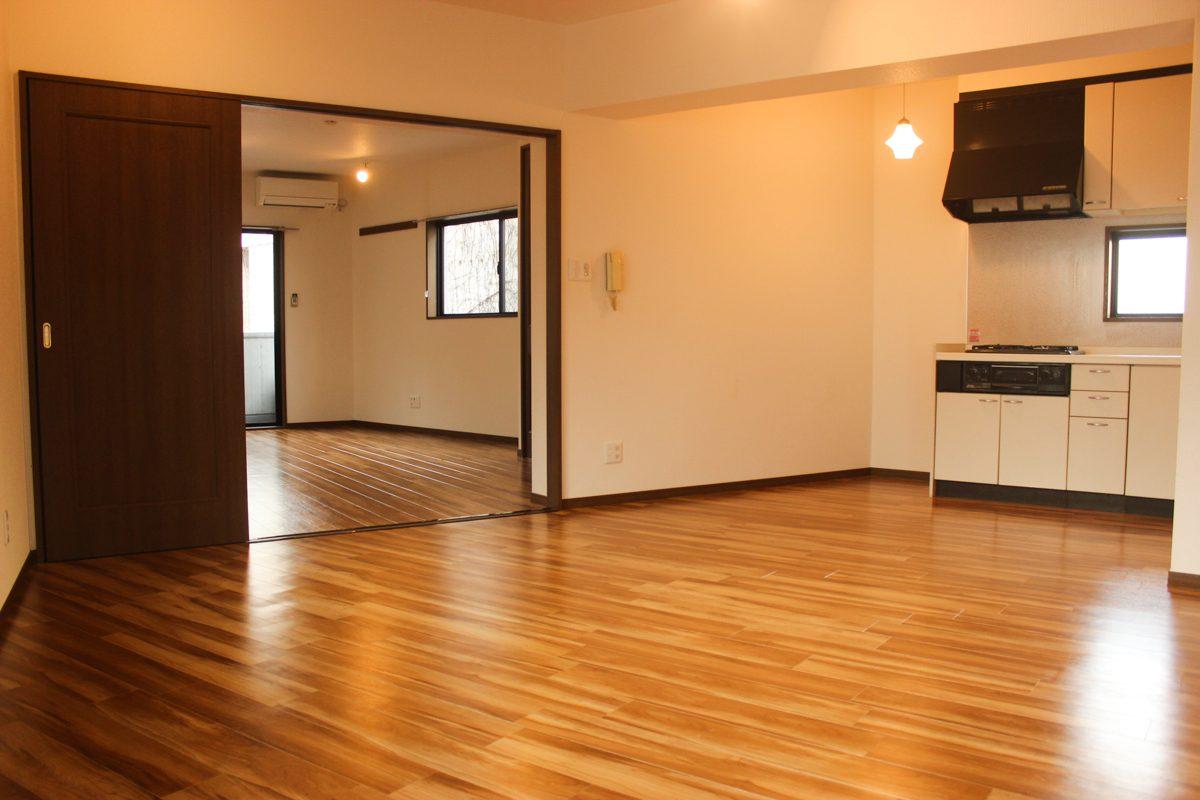お部屋の広さ、どうやって見ればいいの?