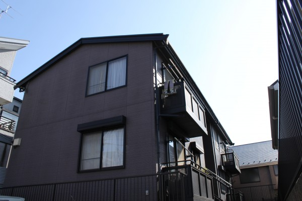 パームコート青葉台 101号室 360°パノラマ写真