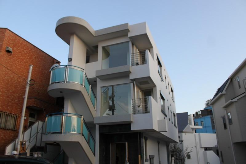 最上階×日当たり風通し良好!中目黒にある人気デザイナーズ「パレットM青葉台」