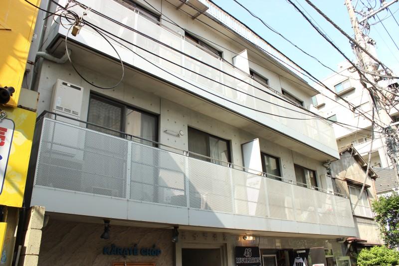 駅近・角部屋・二人入居可!多機能完備で完成度の高いデザイナーズ「ハイツ北沢」