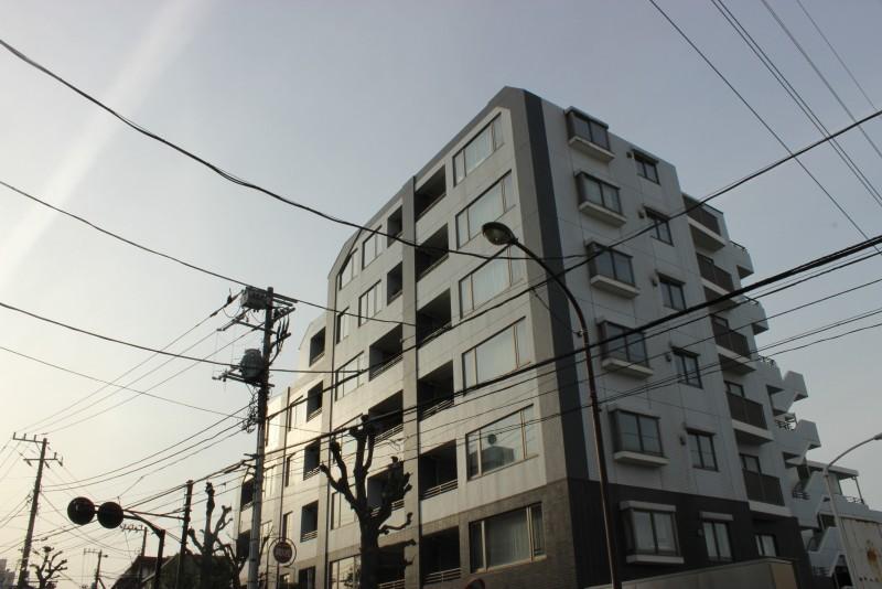 申し分なし!美築×多機能完備な新入り分譲デザイナーズ「代田パークハウス」3LDK