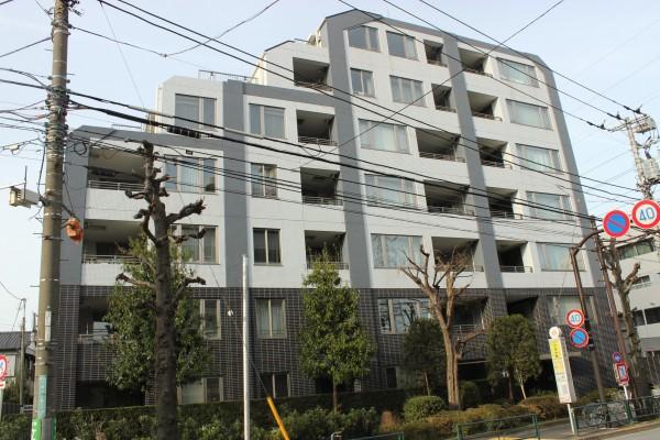 代田パークハウス外観 (4)