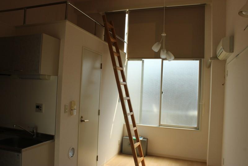 エトワールイスミ 401号室 内装工事終わりました。