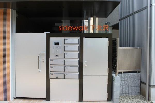 sidewalk下北沢外観 (73)