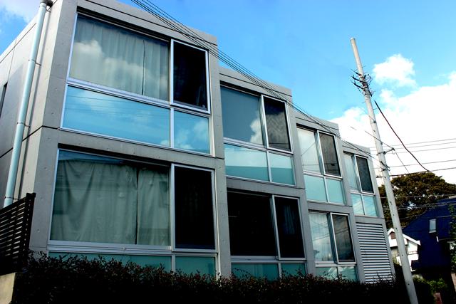 陽だまりの下で快適生活を営める、永福町にある爽やかデザイナーズ「サニー永福」