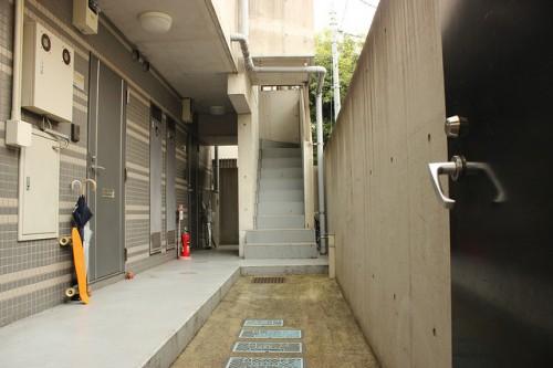 下北沢×三軒茶屋×8万円台、単身者用デザイナーズ「クオーレ代沢」301号室。