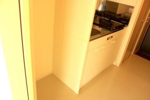 キッチン廊下