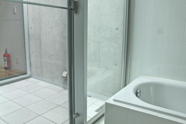 駒込CROSS浴室1