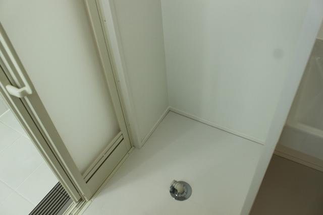 駒込CROSS洗濯機置き場