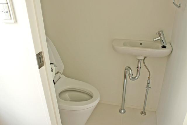 駒込CROSSトイレ3