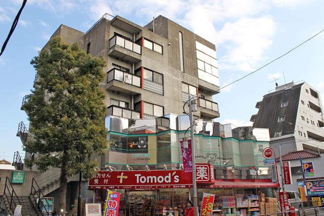 下北沢↔三軒茶屋へのアクセスと言えばここ!デザイナーズマンション「岩城ビル」