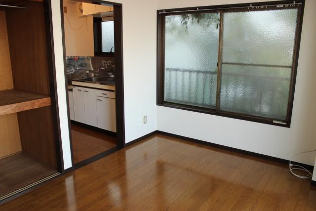 キッチンも収納も広く駅近角部屋なのにお得なワケは?「アネックス阿川」203