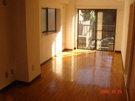 太郎ハウス2階 現在の状況と室内写真