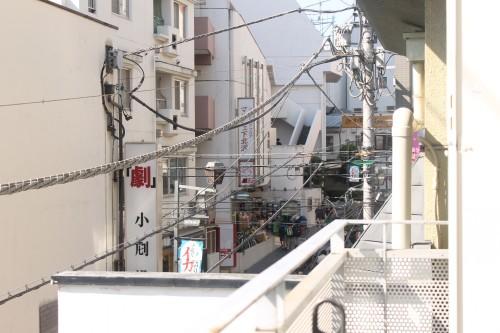 駅から2分のデザイナーズ、2人入居もOK「ハイツ北沢」302