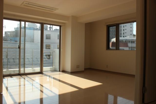 パレットM青葉台302号室 好天時の写真をアップ