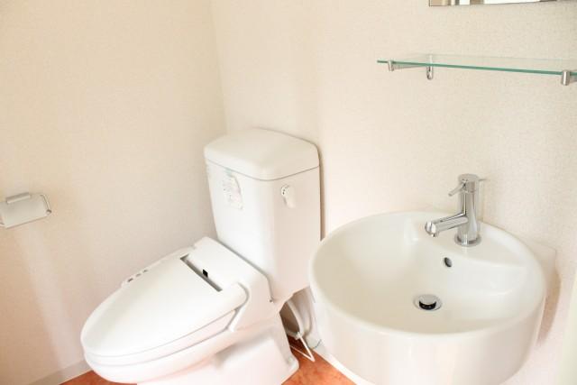 402: トイレと洗面台