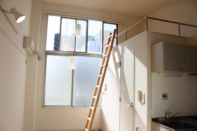 どっちを選ぶ?7~8万円台二人入居可デザイナーズに2部屋空きが出ました。