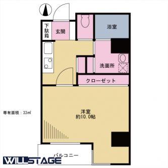 【募集】守山マンション 406号室