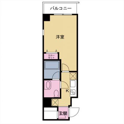 【募集】プレミール中延 301号室