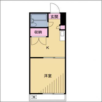 【募集】シアーズハイツ 201号室