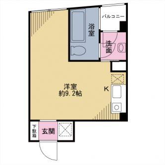 【募集】エルプラド自由が丘 1b号室