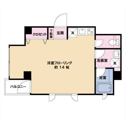 【動画】パレットM青葉台 301号室