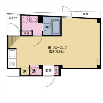【募集】エルプラド自由が丘 4b号室