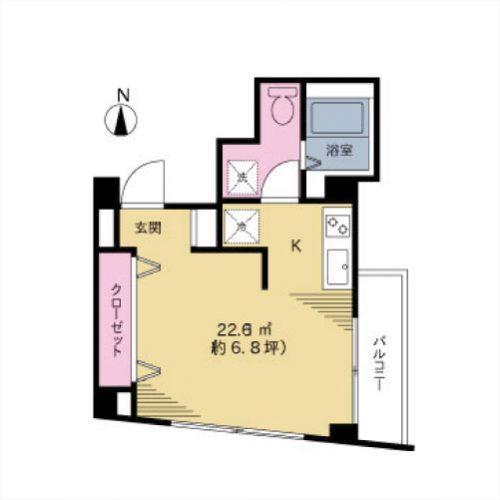 【募集】ひのき烏山ビル 301号室