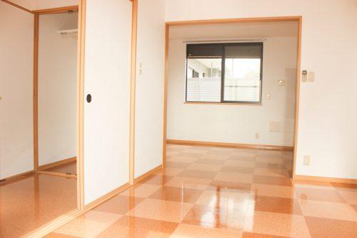 パームコート青葉台 101号室