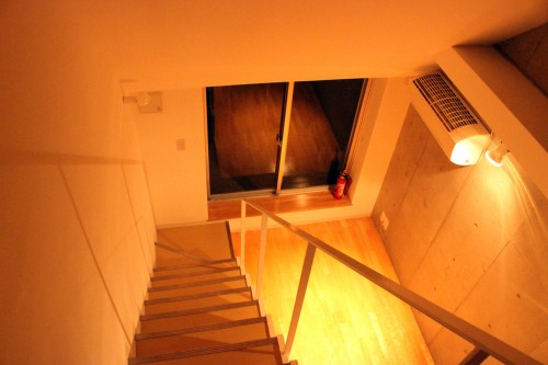 sidewalk下北沢302号室360°写真(4)ベランダから
