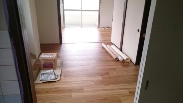 前田マンション 201号室