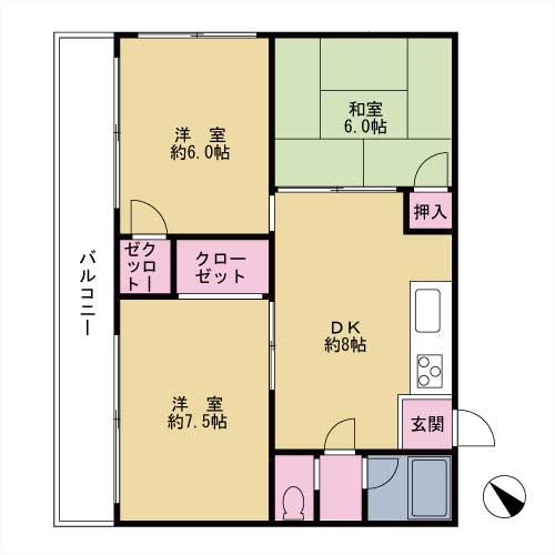福々駒沢303