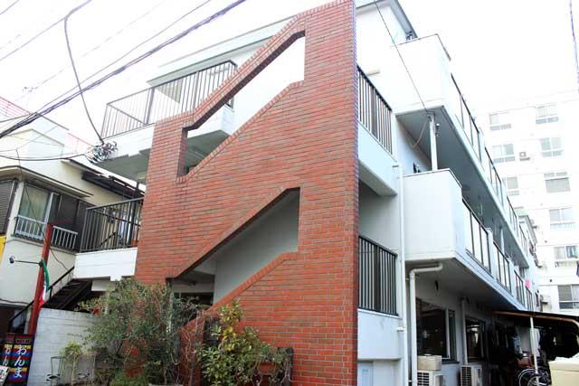 福々駒沢マンション 外観・共用部