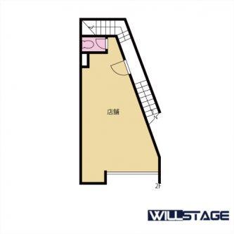 【募集】下北沢かどやビル 2階
